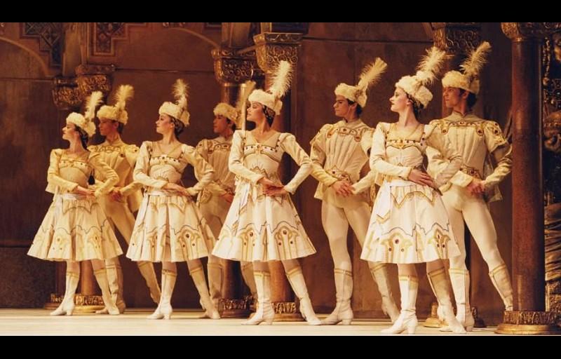 Royal Ballet Concerto/Enigma Variations/Raymonda Act III