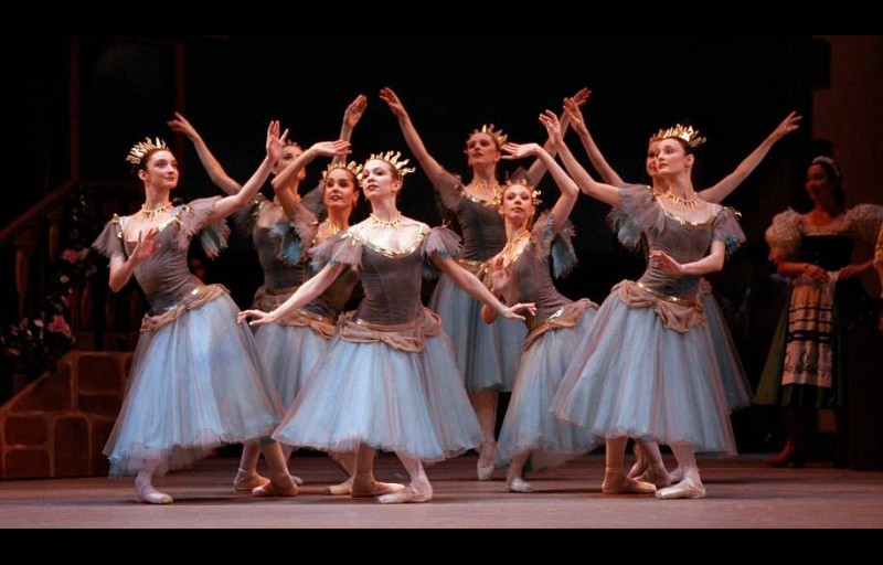Royal Ballet Coppelia