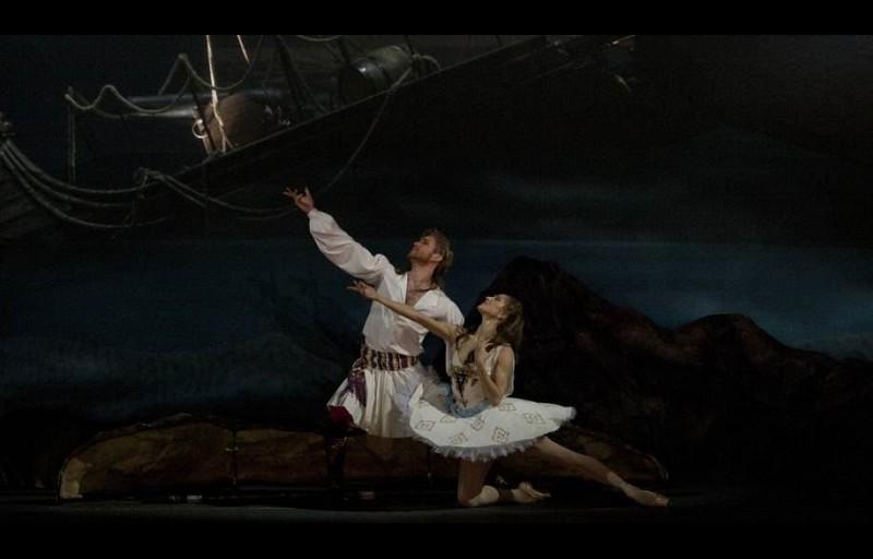 Bolshoi-Le Corsaire