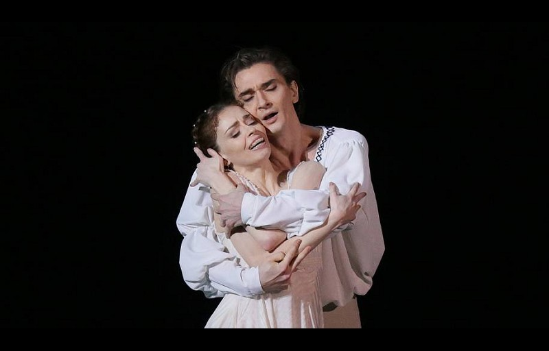 Bolshoi-Romeo And Juliet