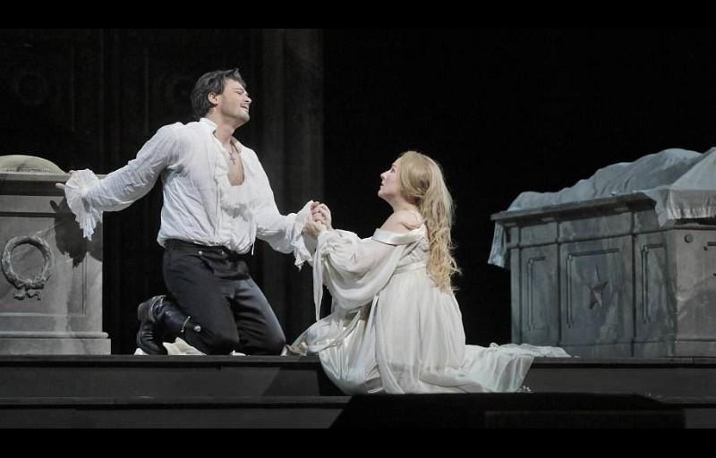 MET Opera Romeo Et Juliette
