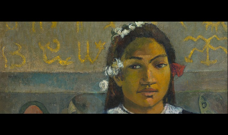 Gauguin from National Gallery