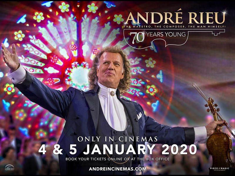 Andre Rieu - 70 Years Young