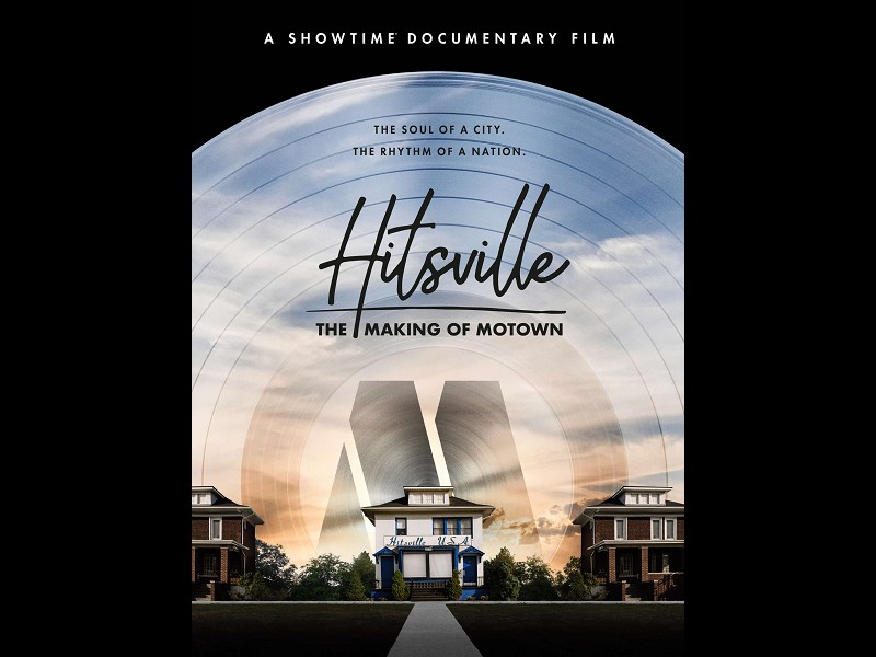 Hitsville-Making Of Motown