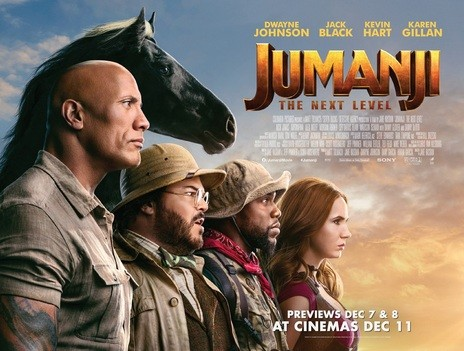 Jumanji-The Next Level