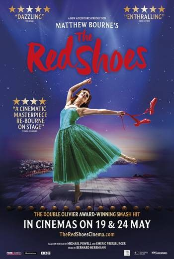 *POSTPONED* Matthew Bourne's The Red Shoes