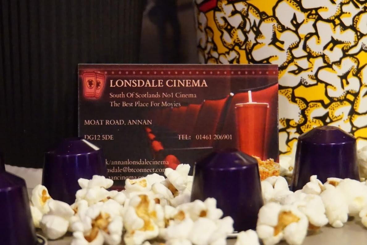 Annan Lonsdale Cinema