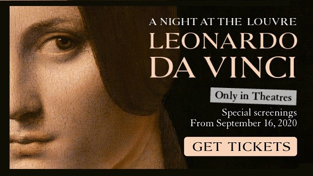 Night At The Louvre-Leonardo da Vinci