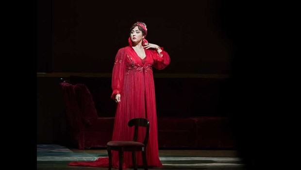 MET Opera Tosca