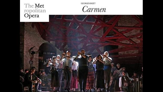 MET Opera Carmen