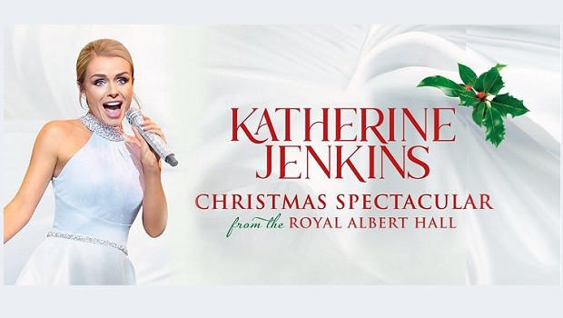 Katherine Jenkins Christmas