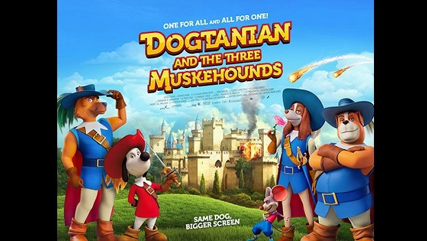 Dogtanian And The Three Muskehounds