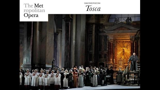 New York's MET Opera Tosca