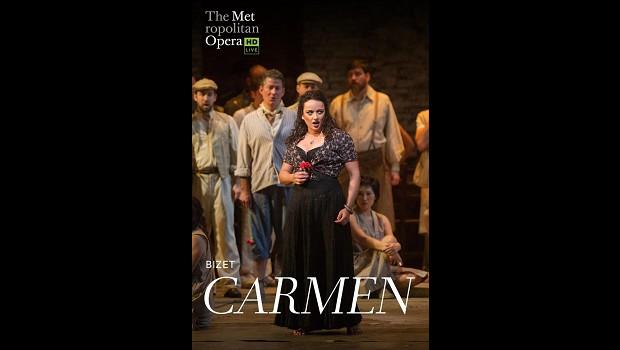 New York's MET Opera Carmen