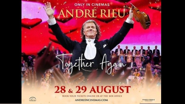 Andre Rieu - Together Again 2021