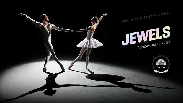 Bolshoi Ballet Jewels (Live)