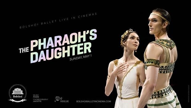 Bolshoi Ballet The Pharaoh's Daughter (Live)