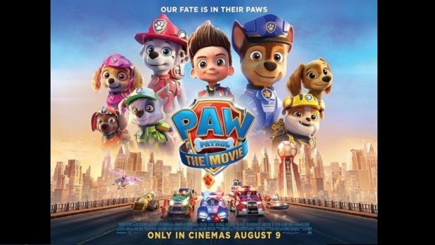 Paw Patrol-The Movie