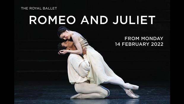 Royal Ballet Romeo & Juliet (2022)