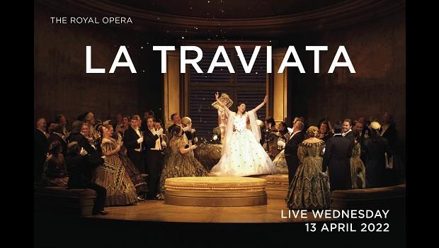 Royal Opera La Traviata (2022)