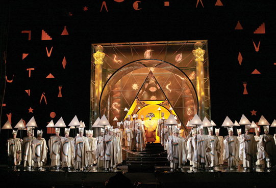 Met Opera: Die Zauberflöte
