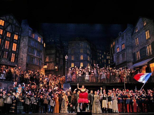 Met Opera: La Bohème