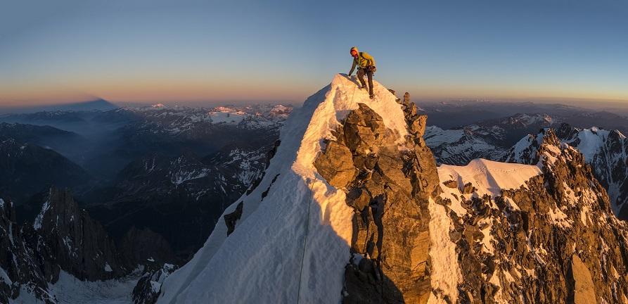 Mountain + Q&A