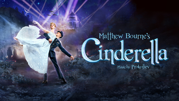 Matthew Bourne's CINDERELLA LIVE Q+A
