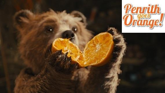 Paddington *Penrith Goes Orange*