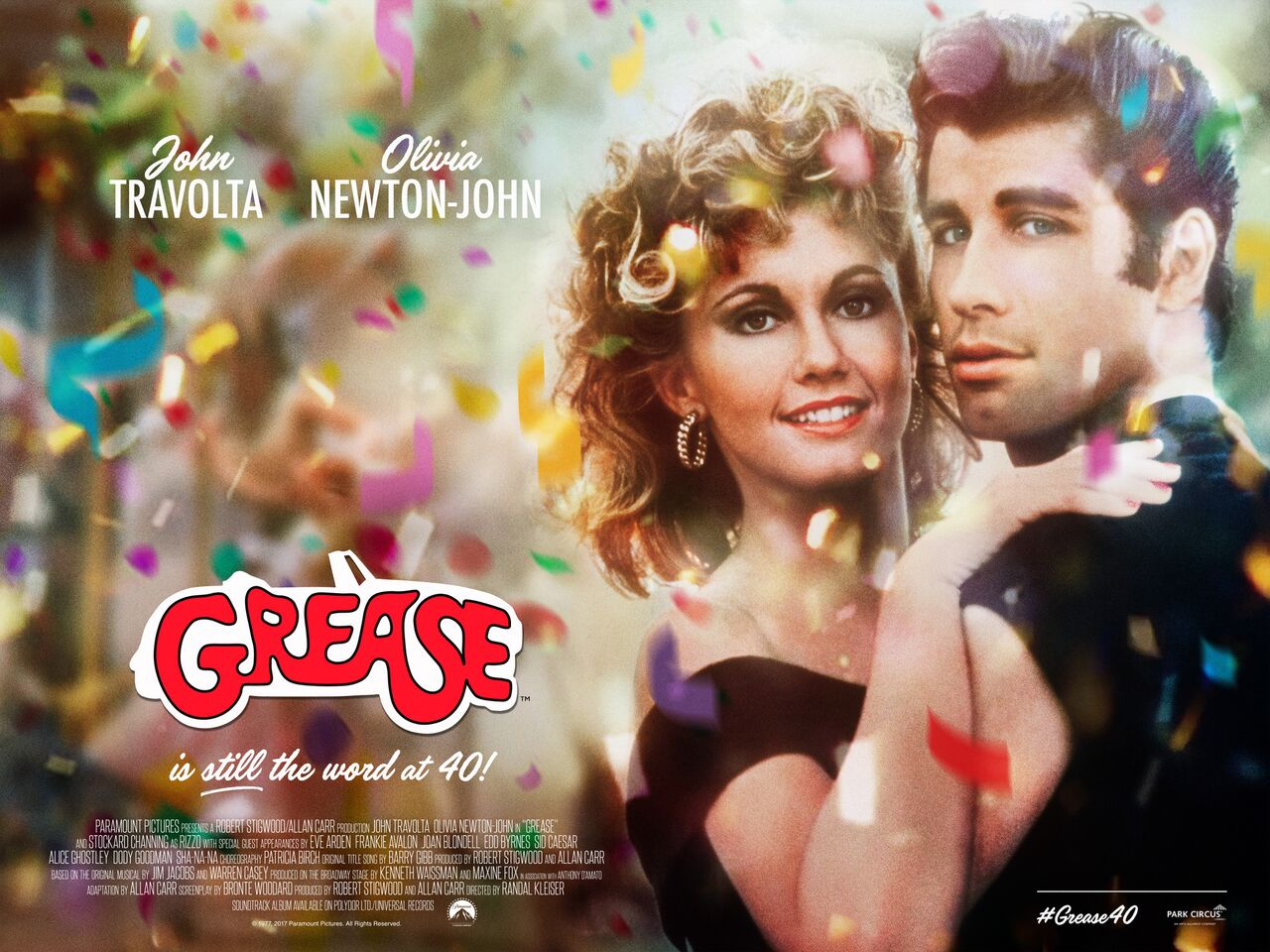 Grease (40th Anniversay)