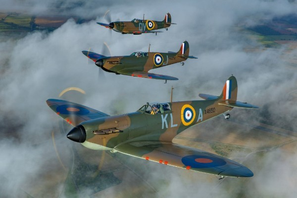 Spitfire-From The World Premiere