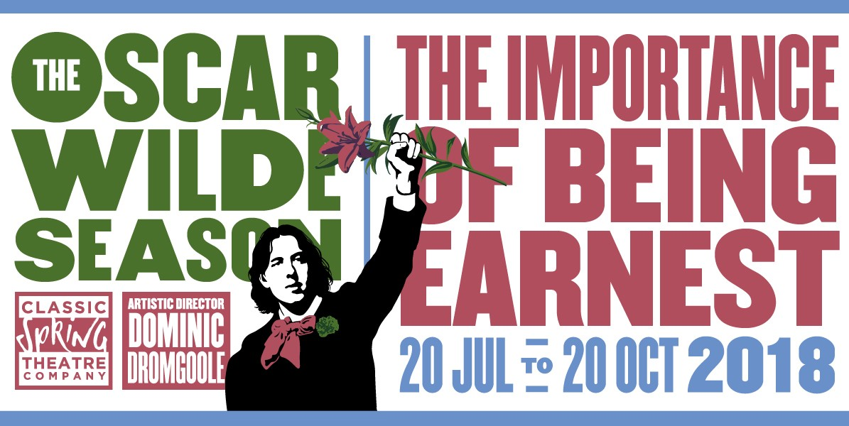 Oscar Wilde Season LIVE: THE IMPORTANCE OF BEING EARNEST
