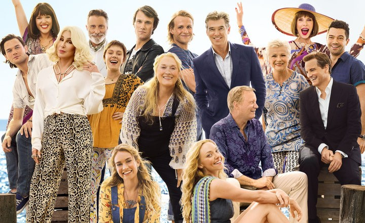 Sing-a-long Mamma Mia: Here We Go Again
