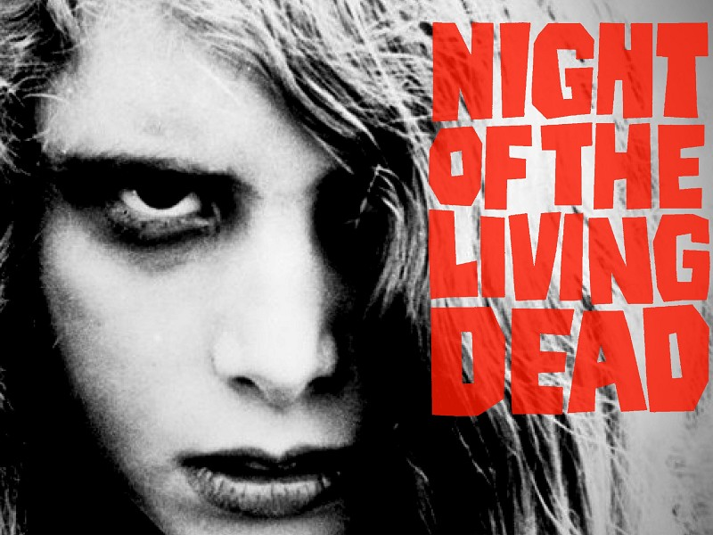 Night of the Living Dead: 50th Anniversary Screening