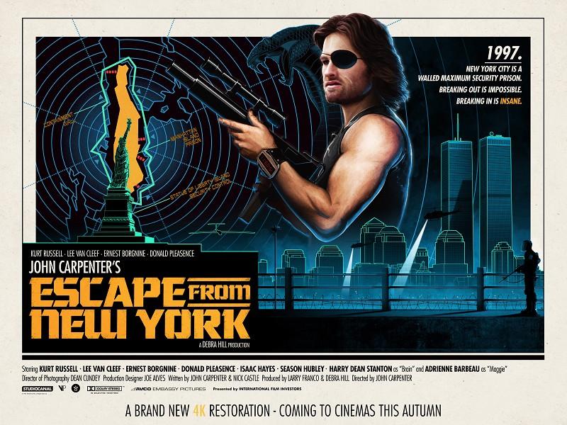 John Carpenter's: Escape from New York