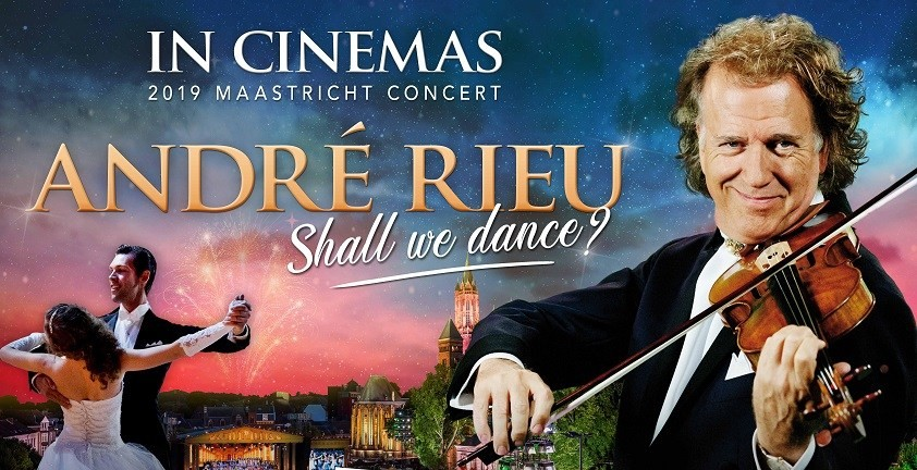 ANDRE RIEU 2019 - SHALL WE DANCE