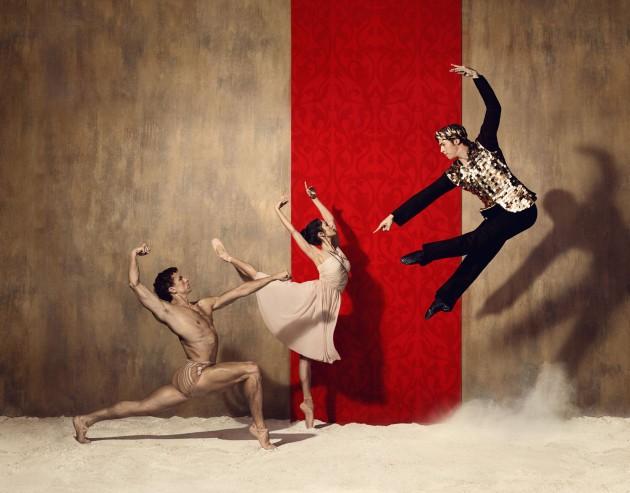Australian Ballet: Spartacus