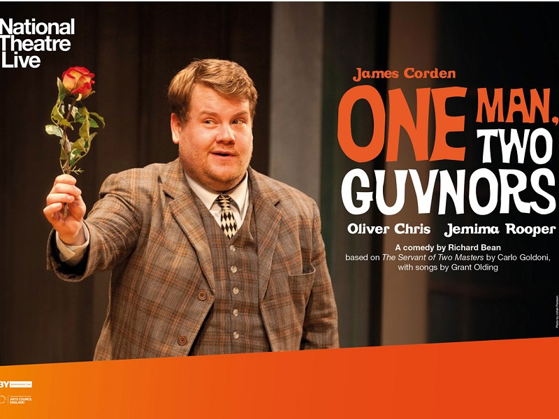 NTLive: One Man Two Guvnors