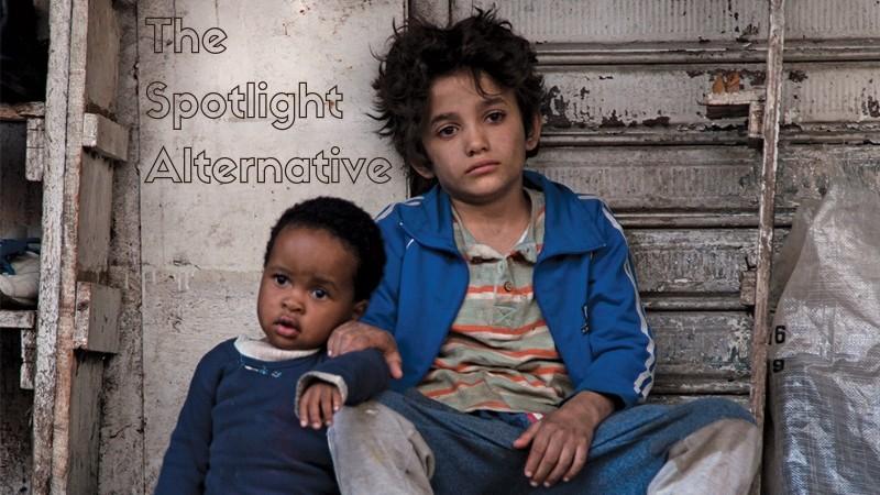 The Spotlight Alternative // Capernaum