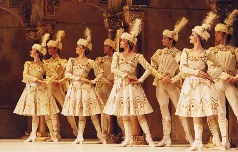 Royal Ballet: Concerto/ Enigma Variations/ Raymonda Act III