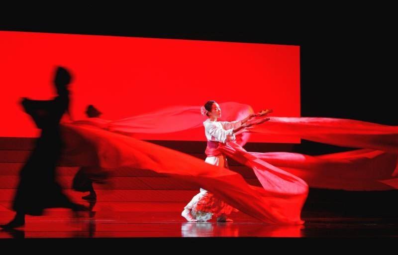 Met Opera: Madama Butterfly.