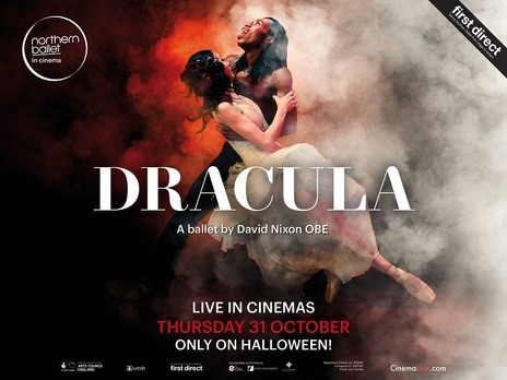 NORTHERN BALLET LIVE: DRACULA