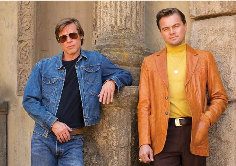 Quentin Tarantino's Once Upon a Time in... Hollywood