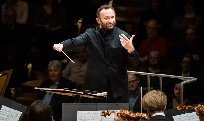 Berliner Philharmoniker: New Year's Eve Concert 2019