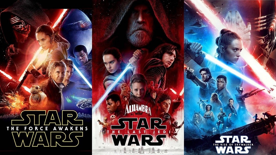Star Wars: The Force Awakens *Triple Bill*
