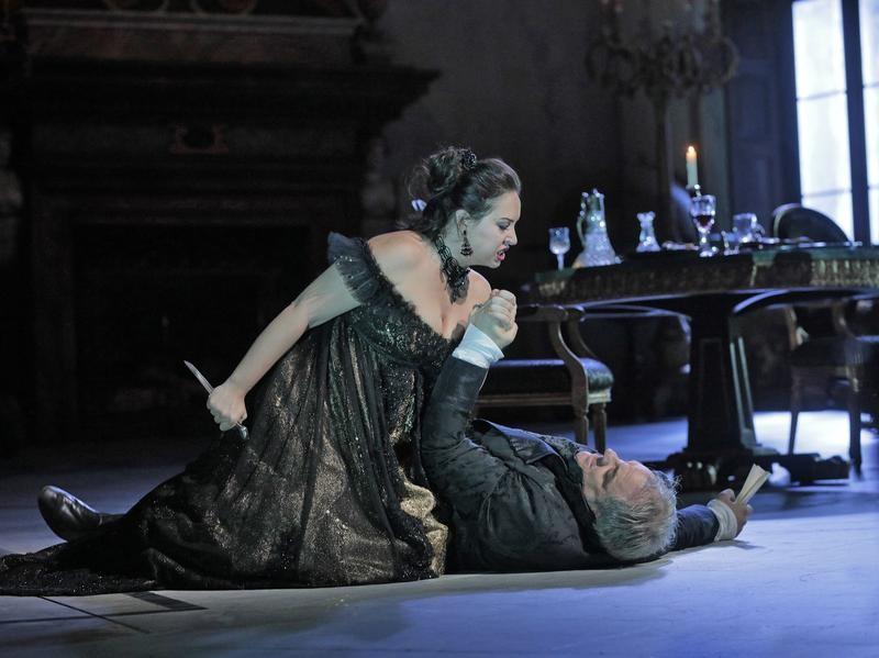 The Met Opera: Tosca 2020