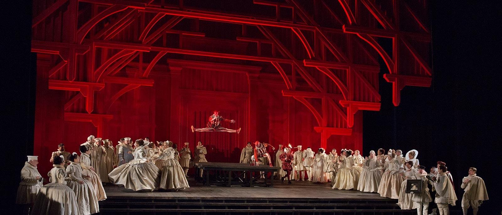 The Met Opera: Maria Stuarda
