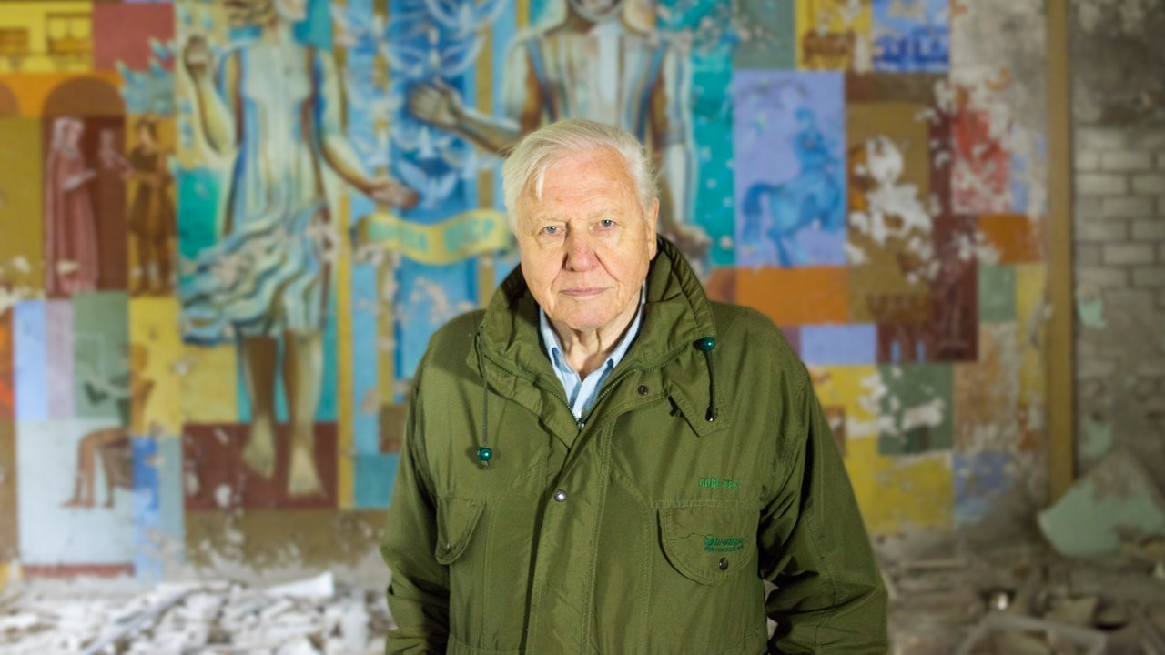 David Attenborough: A Life on Our Planet - Live From the World P