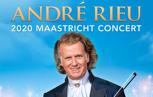 ANDRE RIEU 2020 MAASTRICHT CONCERT: HAPPY TOGETHER