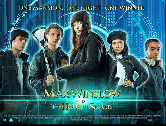 Max Winslow & the House of Secrets